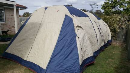 Sportiva Odyssey Family Tent Parkinson Brisbane South West Preview