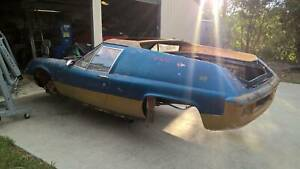 Lotus Europa s2 project car