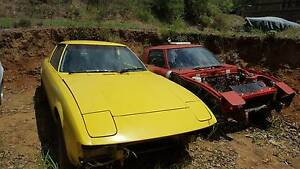 Mazda RX7 series 2  rolling body shells (sold separately) Windsor Hawkesbury Area Preview