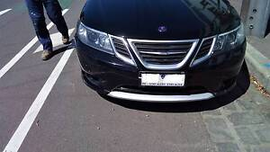 Saab 9-3 2008 facelift front bumper wanted (or mine repaired) Newport Hobsons Bay Area Preview