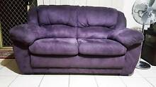 FABRIC SOFAS 2 AND 3 SEATER AVAILABLE South Morang Whittlesea Area Preview