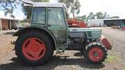 Fendt 270P orchard tractor 4WD 70hp Balliang East Moorabool Area Preview