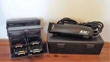 WAHL KM2 KM-2 PROFESSIONAL CLIPPERS. BLADE, 8 COMBS + CARRY CASE Alexandra Hills Redland Area Preview