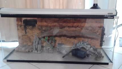 Reptile One 4 ft Turtle Tank $400 neg.