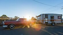 Ex-demo Jackaroo Vintage-Retro Caravan looking for a new home! Broadbeach Waters Gold Coast City Preview