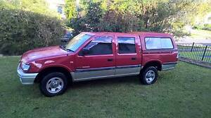 2002 Holden Rodeo LT Crew Cab 3.2L V6 Blacktown Blacktown Area Preview