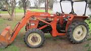 Universal Farmliner 350DT 4wd with loader Balliang East Moorabool Area Preview