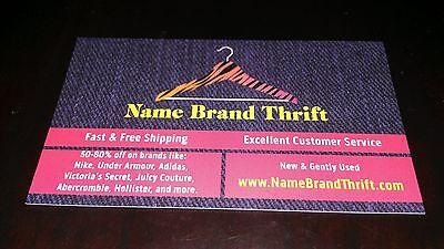 Name Brand Thrift