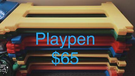 Plastic Playpen