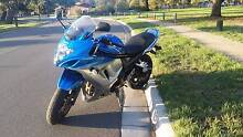 2009 Suzuki GSX650F LAMS Approved West Beach West Torrens Area Preview