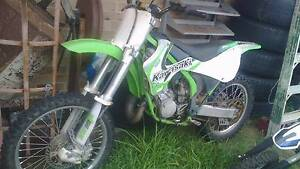 2002 kx 125 two stroke for sale Westlake Brisbane South West Preview