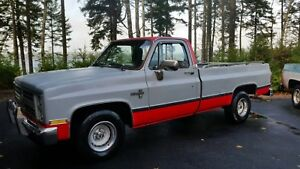 1 Owner Low Milage BC Squarebody For Sale or Trade