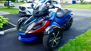2015 Can Am Spyder RS-S. SE5