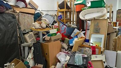 Huge Job lot of house clearance items car boot etc large van full and more!