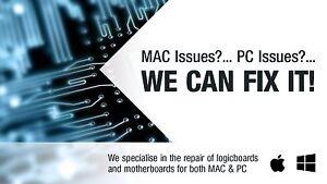 Macbook motherboard fixing and repairing Taylors Lakes Brimbank Area Preview