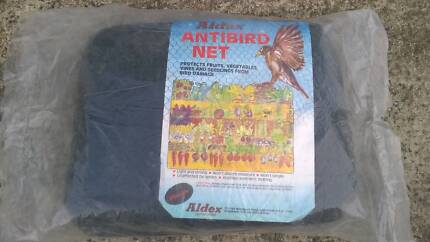 Bird netting, large 50mx4m, new in pack SOLD PPU