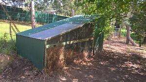Colorbond garden chook shed Eltham Nillumbik Area Preview