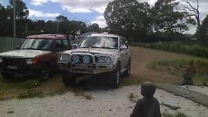 1998 v8 Toyota LandCruiser Wagon Hobart CBD Hobart City Preview