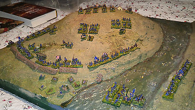 6mm Metal Adler ACW Union Painted & Based Army