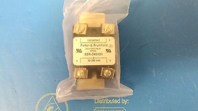 Potter Brumfield Solid State Relay Ssr-240a50