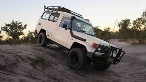 Toyota Landcruiser Troopcarrier Troopy HZJ75 Doubleview Stirling Area Preview