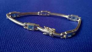 Two sterling silver bracelets + scarves + travel odds and ends Brunswick Moreland Area Preview