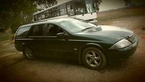 2001 Ford Falcon Wagon FORTE SERIES 3 DUEL FUEL Finley Berrigan Area Preview