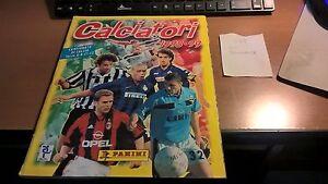 ALBUM-FIGURINE-CALCIATORI-PANINI-1998-1999