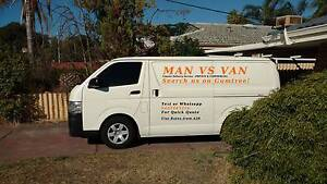 Man vs Van (Local Courier & Assembler) - All Perth Metro & S/W Thornlie Gosnells Area Preview