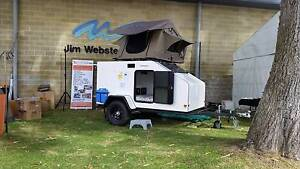Carbine Specialty RV's Custom Built Hybrid Campers Perth Perth City Area Preview