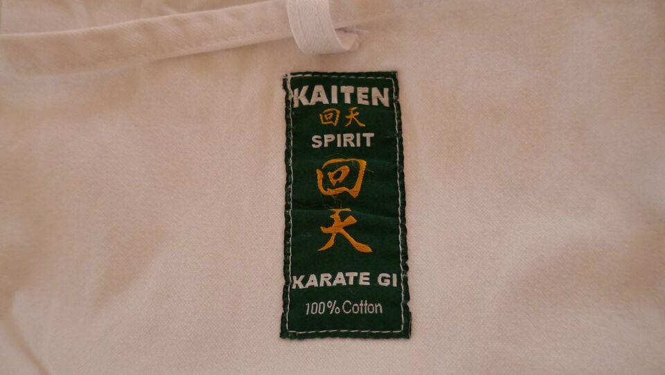 Karateanzug Kaiten Spirit Größe 170 cm Kampfsportanzug in Niedersachsen - Hessisch Oldendorf