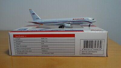 1/400 Rossiya State Transport Company Boeing B767-300 Aviation400 AV4763010