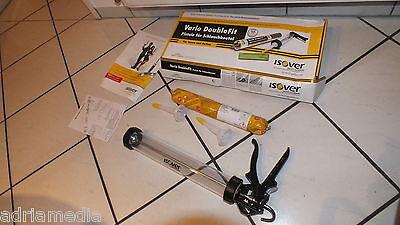 ISOVER Vario Schlauchbeutel Pistole für 600 ml DoubleFit mit SIKAFLEX Beutel