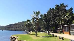 Beautiful Waterfront: Onsite Vans @ Torrens Water Ski Gardens Sydney City Inner Sydney Preview