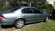 2002 Ford Falcon Forte AU II Auto Collaroy Manly Area Preview