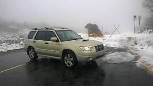 2005 Subaru Forester Wagon Thornton Maitland Area Preview