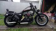 HD Sportster 2005 883R Camperdown Corangamite Area Preview