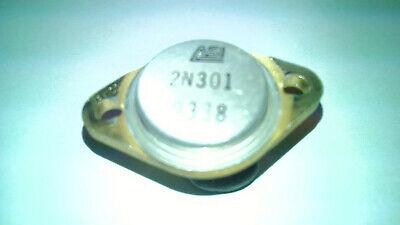 2n301 Original Asi Pnp Germanium Transistor 1 Pc