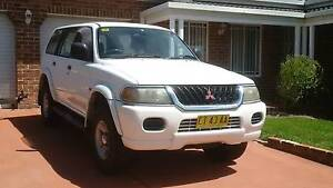2002 Mitsubishi Challenger Beresfield Newcastle Area Preview