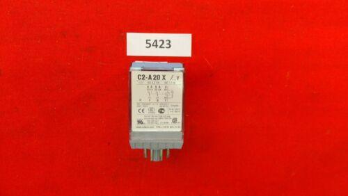 C2-A20X Relay Releco Mr-C AC115V