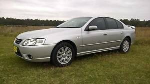 FORD BF FUTURA mk11. 2007. LPG. AUTO. $5,300. May swap territory Sanctuary Point Shoalhaven Area Preview