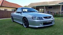 VYII SS V8 LS1 Commodore Ute Injected LPG / Gas dual fuel exhaust Blacktown Blacktown Area Preview