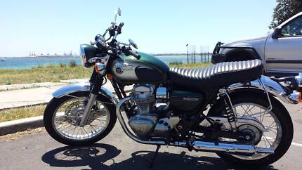 2011 Kawasaki W800 in beautiful condition Erskineville Inner Sydney Preview