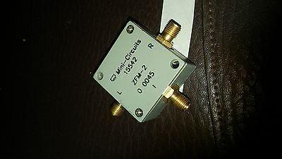 Mini-circuits Zfm-2  Sma Rf Coaxial Mixer