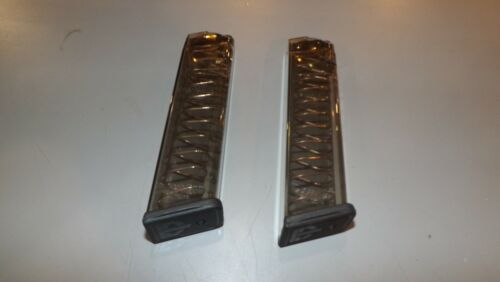 2 - 10rd Extended Magazines for Glock 21 + 30 - .45acp      (F121)
