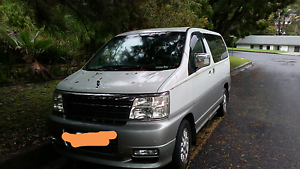 Nissan elgrand Figtree Wollongong Area Preview