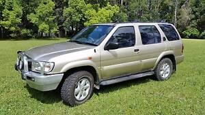 2002 Nissan Pathfinder Wagon Mullumbimby Byron Area Preview