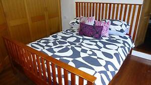 IKEA Queen Bed Lilyfield Leichhardt Area Preview