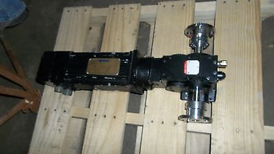 Kollmorgen Brushless Servo Motor M-403-c-a3-b3 Good W Gear Box 5000rpm 81