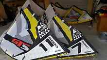 Core GTS 7 and 11 m Kite Surfing Kites with Core Sensor Bar Scarborough Stirling Area Preview